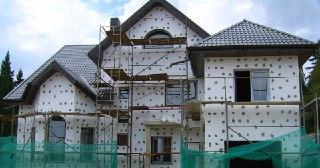 Фасадные работы Вологда цена от 259 руб. м2